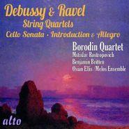 Borodin Quartet, Debussy & Ravel String Quartets (CD)