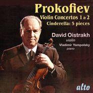 Sergei Prokofiev, Prokofiev: Violin Concertos No 1 & 2 / Cinderella - 5 Pieces (CD)