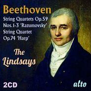 The Lindsays, Beethoven: String Quartets Op. (CD)