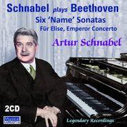 Artur Schnabel, Beethoven: 6 Name Sonatas (CD)