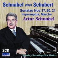 Artur Schnabel, Schubert: 3 Late Sonatas (CD)