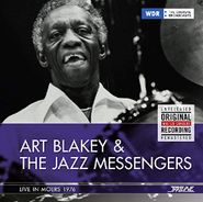 Art Blakey & The Jazz Messengers, Live In Moers Germany 1976 (CD)