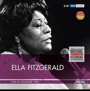 Ella Fitzgerald, Live In Cologne 1974 (LP)