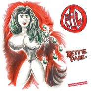 """Public Image Limited, Bettie Page (7"""")"""