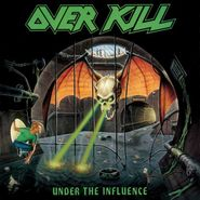 Overkill, Under The Influence (CD)