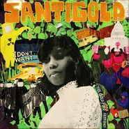 Santigold, I Don't Want: The Gold Fire Sessions [Record Store Day Colored Vinyl] (LP)
