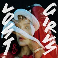 Bat For Lashes, Lost Girls [Red/Purple/Clear Vinyl] (LP)
