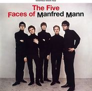 Manfred Mann, The Five Faces Of Manfred Mann (CD)