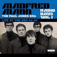 Manfred Mann, Radio Days Vol. 1: Live At The BBC 64-66 (LP)