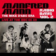 Manfred Mann, Radio Days Vol. 2: Live At The BBC 66-69 (CD)