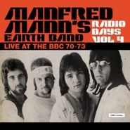Manfred Mann's Earth Band, Radio Days Vol. 4: Live At The BBC 70-73 (CD)