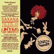 Angelo Michajlov, Saxana: The Girl On A Broomstick [OST] (CD)