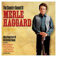 Merle Haggard, The Country Sound Of Merle Haggard (CD)