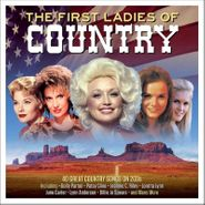 Various Artists, The First Ladies Of Country (CD)