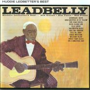 Leadbelly, Huddie Ledbetter's Best... His Guitar - His Voice - His Piano (LP)