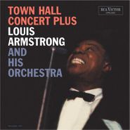 Louis Armstrong & His Orchestra, Town Hall Concert Plus (LP)
