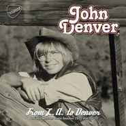 John Denver, From L.A. To Denver: The Skip Weshner Radio Sessions 1970 & 1971 (CD)