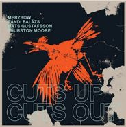 "Merzbow, Cuts Up, Cuts Out [Record Store Day Gold Vinyl] (12"")"