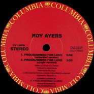 """Roy Ayers, Programmed For Love (12"""")"""