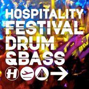 Various Artists, Hospitality Festival Drum & Bass (CD)