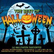 Various Artists, The Best Of Halloween: 50 Halloween Favourites (CD)