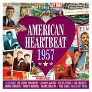 Various Artists, American Heartbeat 1957 (CD)