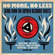Various Artists, No More, No Less: Gems From The Guyden Records Vault (CD)