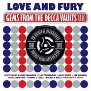 Various Artists, Love & Fury: Gems From The Decca Vaults UK (CD)