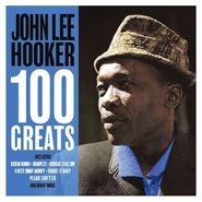 John Lee Hooker, 100 Greats (CD)