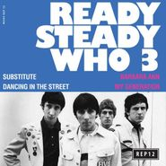 """The Who, Ready Steady Who 3 (7"""")"""