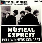 """The Rolling Stones, More Live If You Want It! 1964 (7"""")"""