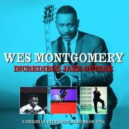 Wes Montgomery, Incredible Jazz Guitar [Box Set] (CD)