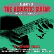 Various Artists, Legends Of Acoustic Guitar (CD)