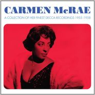 Carmen McRae, Collection of Carmen McRae's Finest Decca Recordings (CD)