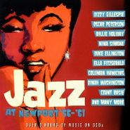 Various Artists, Jazz At Newport '56-'61 (CD)