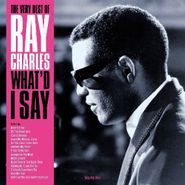 Ray Charles, The Very Best Of Ray Charles: What'd I Say [Pink Vinyl] (LP)
