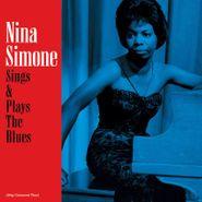 Nina Simone, Sings & Plays The Blues [Blue Vinyl] (LP)