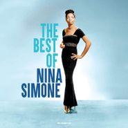 Nina Simone, The Best Of Nina Simone [Blue Vinyl] (LP)