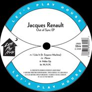 "Jacques Renault, Out Of Sync EP (12"")"