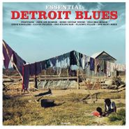 Various Artists, Essential Detroit Blues (LP)