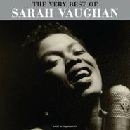 Sarah Vaughan, The Very Best Of Sarah Vaughan [Gold Vinyl] (LP)