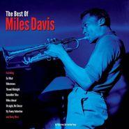 Miles Davis, The Best Of Miles Davis [Red Vinyl (LP)