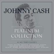 Johnny Cash, The Platinum Collection [White Vinyl] (LP)