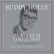 Buddy Holly, The Platinum Collection [White Vinyl] (LP)