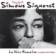 Simone Signoret, La Voix Humaine de Jean Cocteau (LP)