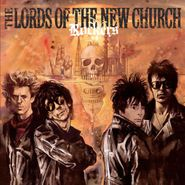 The Lords Of The New Church, Rockers (CD)
