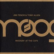 Jimi Tenor, Moogin' At The Cafe: OTO Live Series (CD)