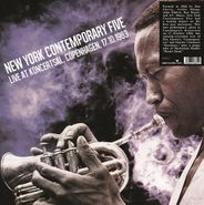 The New York Contemporary Five, Live At Koncertsal, Copenhagen, 17.10.1963 (LP)