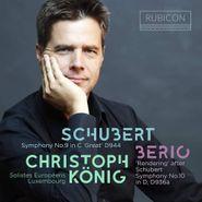 Franz Schubert, Schubert: Symphony No. 9: Berio (CD)