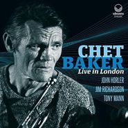 Chet Baker, Live In London (CD)